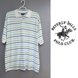NEW Beverly Hills Polo Club Shirt Size 3XLT